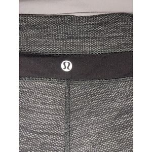 Grey & Black Lululemon pants